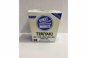 TERIYAKI GREAT TASTING RAMEN NOODLES WITH TERIYAKI SAUCE