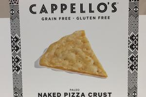 Naked Pizza Crust