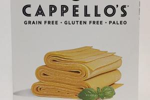 Lasagna Sheets Almond Flour Pasta