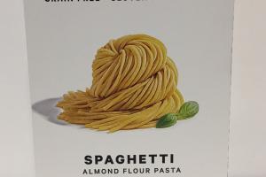 Spaghetti Almond Flour Pasta