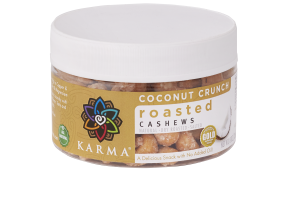Coconut Crunch Roasted Cashews