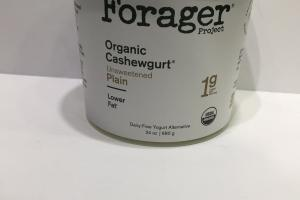 Organic Unsweetened Yogurt