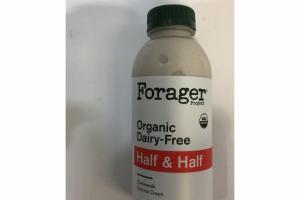 ORGANIC DAIRY-FREE HALF & HALF