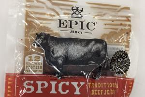 Spicy Traditional Beef Jerky