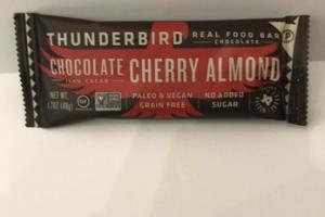 CHOCOLATE CHERRY ALMOND BAR