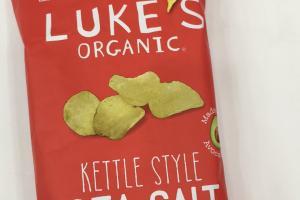 Kettle Style Farmer Made Potato Chips
