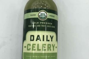 LEMON COLD-PRESSED VEGETABLE AND FRUIT JUICE BLEND