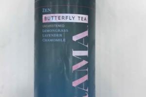 UNSWEETENED, LEMONGRASS, LAVENDER, CHAMOMILE ZEN BUTTERFLY TEA