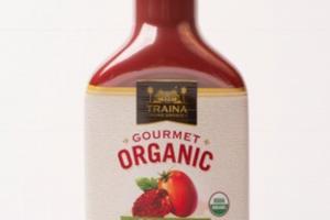Gourmet Organic Sun Dried Tomato Ketchup