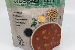 Tikka Masala Chickpea Curry