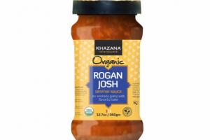 ROGAN JOSH AROMATIC GRAVY SIMMER SAUCE