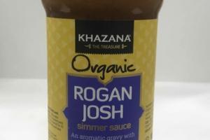 ROGAN JOSH ORGANIC SIMMER SAUCE