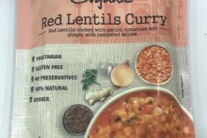 MEDIUM RED LENTILS CURRY