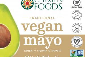 Traditional Vegan Mayo