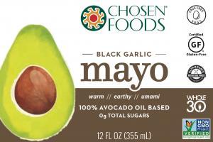 Black Garlic Mayo