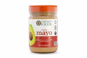100% AVOCADO OIL BASED HARISSA MAYO