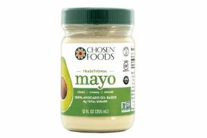 100% AVOCADO OIL BASED TRADITIONAL MAYO