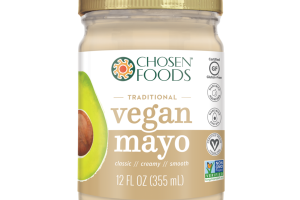 TRADITIONAL VEGAN MAYO