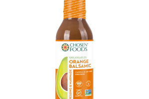 ORANGE BALSAMIC PURE AVOCADO OIL