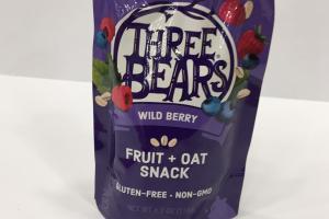 Fruit + Oat Snack
