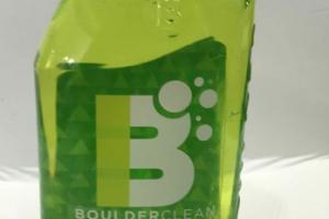 ULTRA CONCENTRATED NATURAL LIQUID DISH SOAP, GREEN APPLE