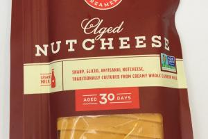 Aged Nut Cheese