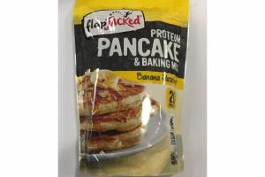 BANANA HAZELNUT PROTEIN PANCAKE & BAKING MIX