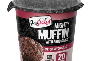 TART CHERRY CHOCOLATE MIGHTY MUFFIN WITH PROBIOTICS