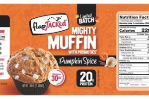 PUMPKIN SPICE MIGHTY MUFFIN