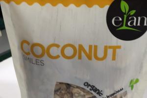 Organic Coconut Smiles