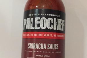 Paleochef Sriracha Sauce