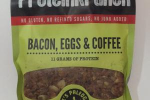 Bacon, Eggs & Coffee Proteinkrunch