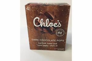 DARK CHOCOLATE POPS