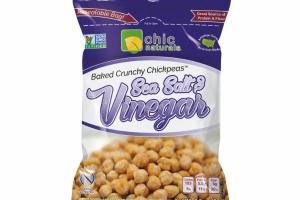 SEA SALT & VINEGAR BAKED CRUNCHY CHICKPEAS