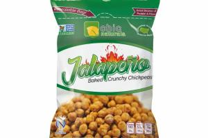JALAPENO BAKED CRUNCHY CHICKPEAS