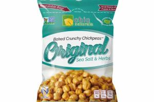 ORIGINAL SEA SALT & HERBS BAKED CRUNCHY CHICKPEAS