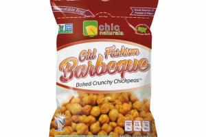 OLD FASHION BARBEQUE BAKED CRUNCHY CHICKPEAS