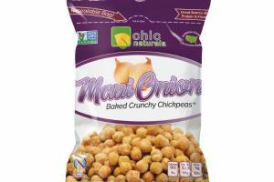 MAUI ONION BAKED CRUNCHY CHICKPEAS