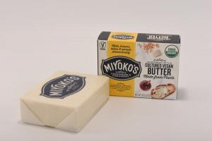 EUROPEAN STYLE CULTURED VEGAN BUTTER