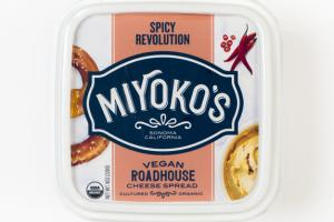 SPICY REVOLUTION VEGAN ROADHOUSE CHEESE SPREAD
