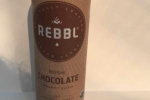 ORGANIC REISHI CHOCOLATE IMMUNITY ELIXIR WITH DARK COCOA, VANILLA & COCONUT MILK