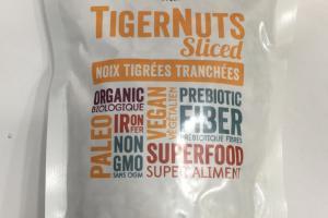 Tree Nuts Sliced