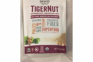 TIGERNUT SUPERBOOST SMOOTHIE MIX