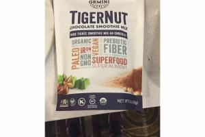 TIGERNUT CHOCOLATE SMOOTHIE MIX