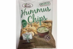 CREAMY DILL FLAVOUR HUMMUS CHIPS