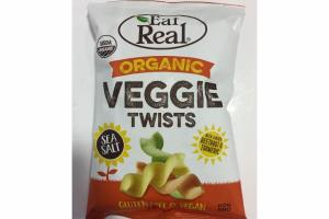 SEA SALT VEGGIE TWISTS