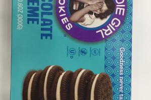 Chocolate Creme Cookies