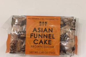 Asian Funnel Cake