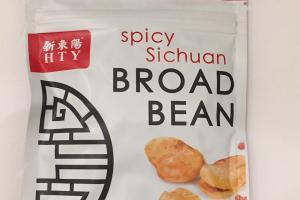 Spicy Sichuan Broad Bean