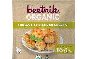 ORGANIC CHICKEN MEATBALLS